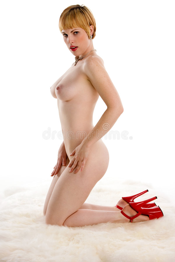 Sexy nude pin up girls