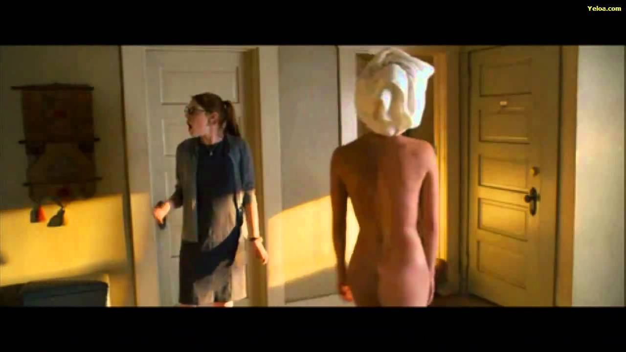 Girls in house bunny naked