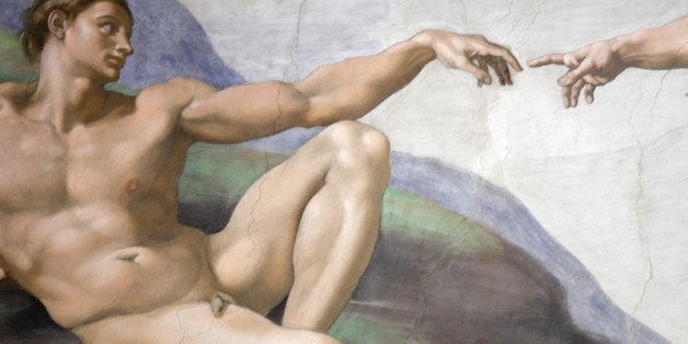 History of the male nude in fine art